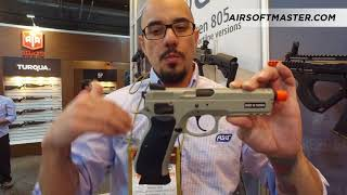 Shot Show 2018 - ASG Booth, New and Future Products