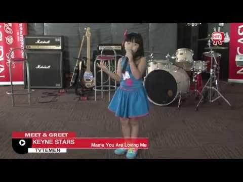 Keyne Stars - Meet And Greet - TV Musik Indonesia - NSTV