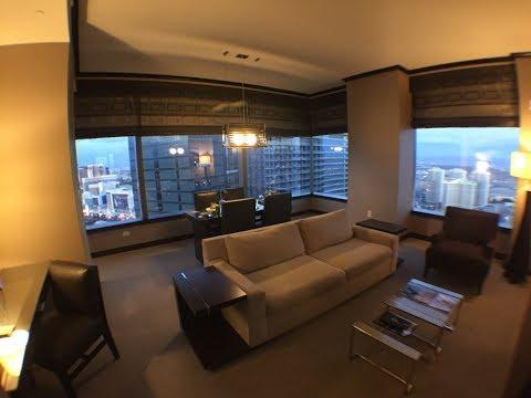 A tour of Suite 55-001 at Vdara in Las Vegas