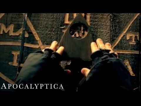 Apocalyptica - Bittersweet feat. Lauri Ylönen & Ville Valo (Official Video)