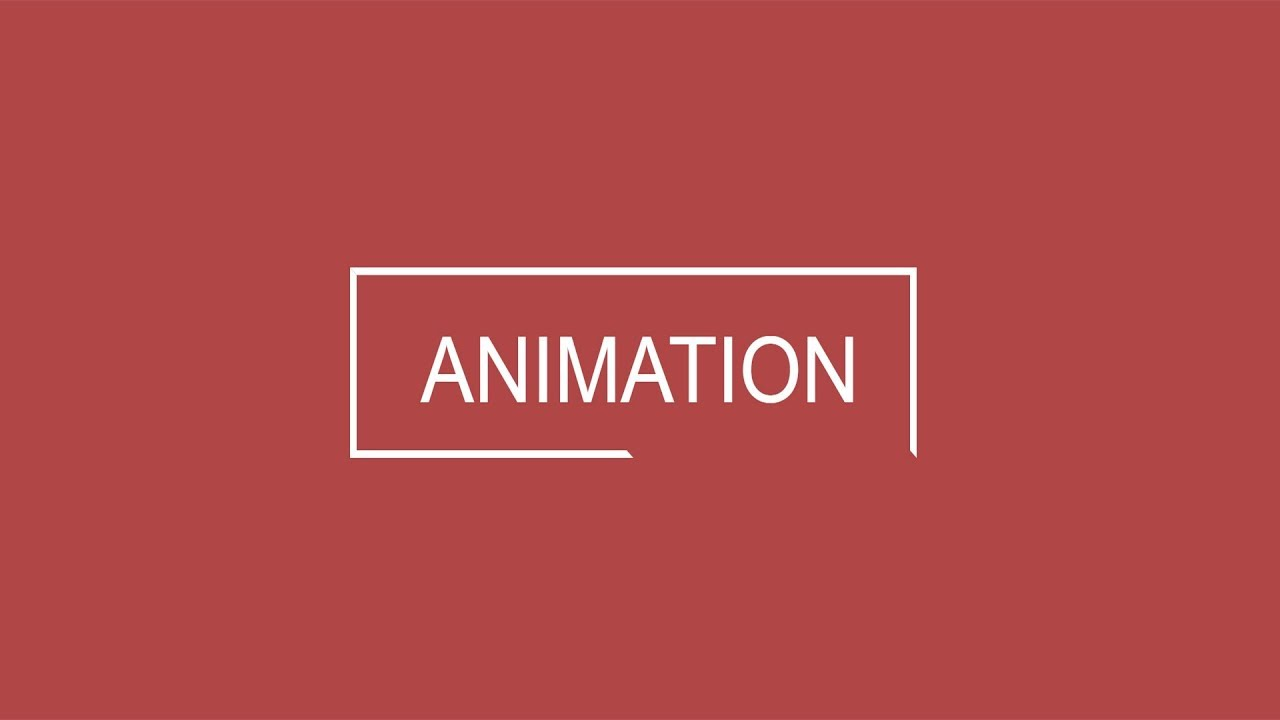 CSS Border Animation - YouTube