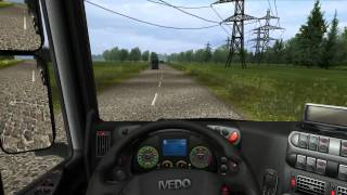 TEST DRIVE IVECO STRALIS!!!