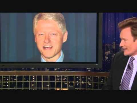"Bill Clinton ""Via Satellite"" - 8/28/08"