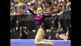 Jordyn Wieber Floor Music 2011-2012 [HD]