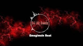 Dj Akbeatz - Beni Sensiz Bırakma 2017 [Beat]
