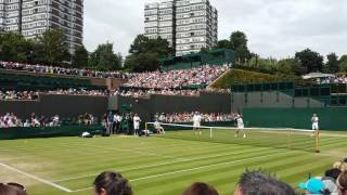 One Minute of Andy Murray - 2016 Wimbledon Men's Champion  - Training