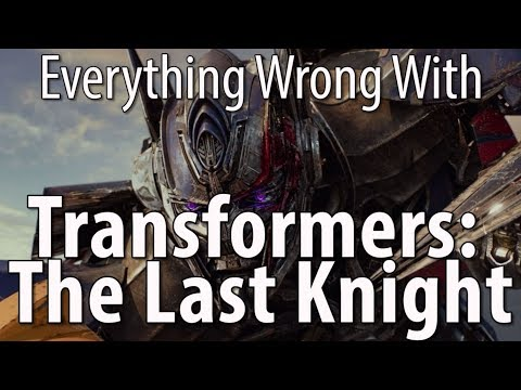 Download Youtube: Everything Wrong With Transformers The Last Knight