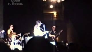 Концерт КИНО в Перми. Полная версия. KINO in Perm (English subtitles)