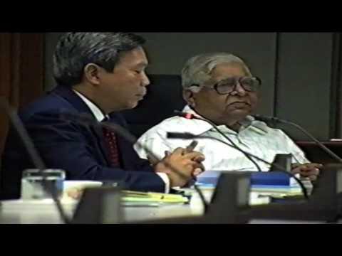 Press Conference On The Tipitaka  (English)