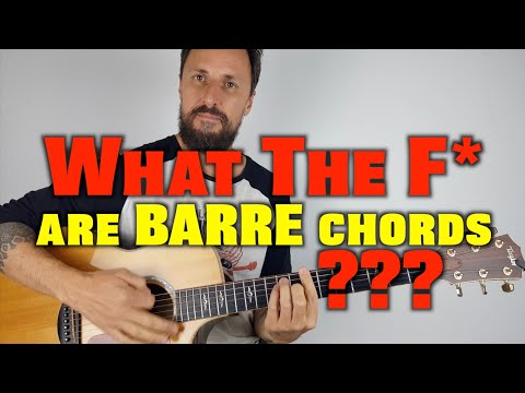 what-are-barre-chords-?