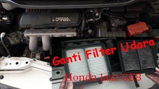 Ganti Filter Udara Honda Jazz GE8