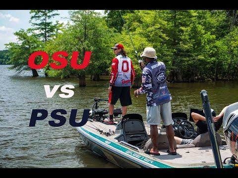 Collegiate Ultimate Match Fishing - Ohio State Vs Penn State