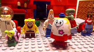 Lego Spongebob Season 6 Finale