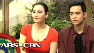 How Teresa Loyzaga raised son Diego