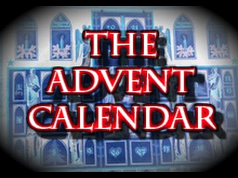 White House Advent Calendar countdowns to Christmas with history ...
