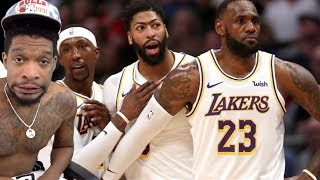 WE CANT LOSE AGAIN! Los Angeles Lakers vs Denver Nuggets Full Game Highlights