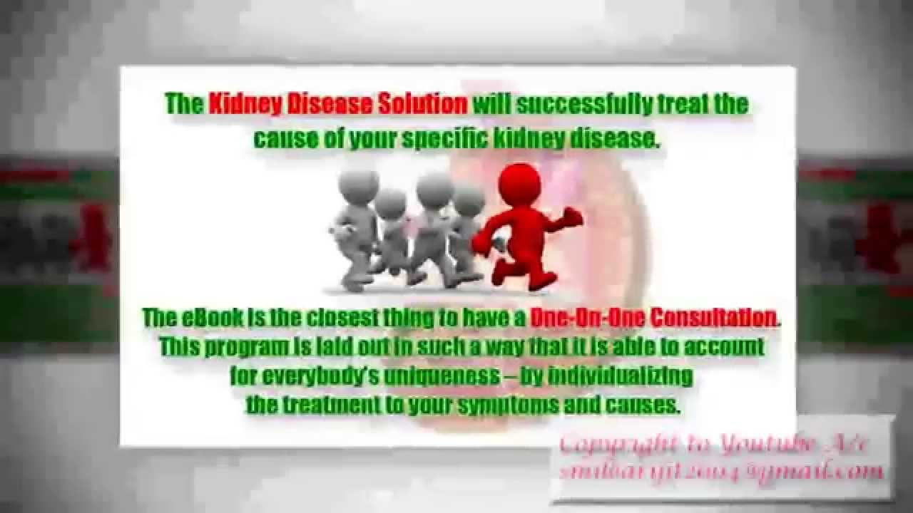 Kidney Disease Solution Ebook