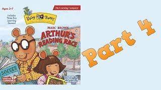 Whoa, I Remember: Arthur's Reading Race: Part 4
