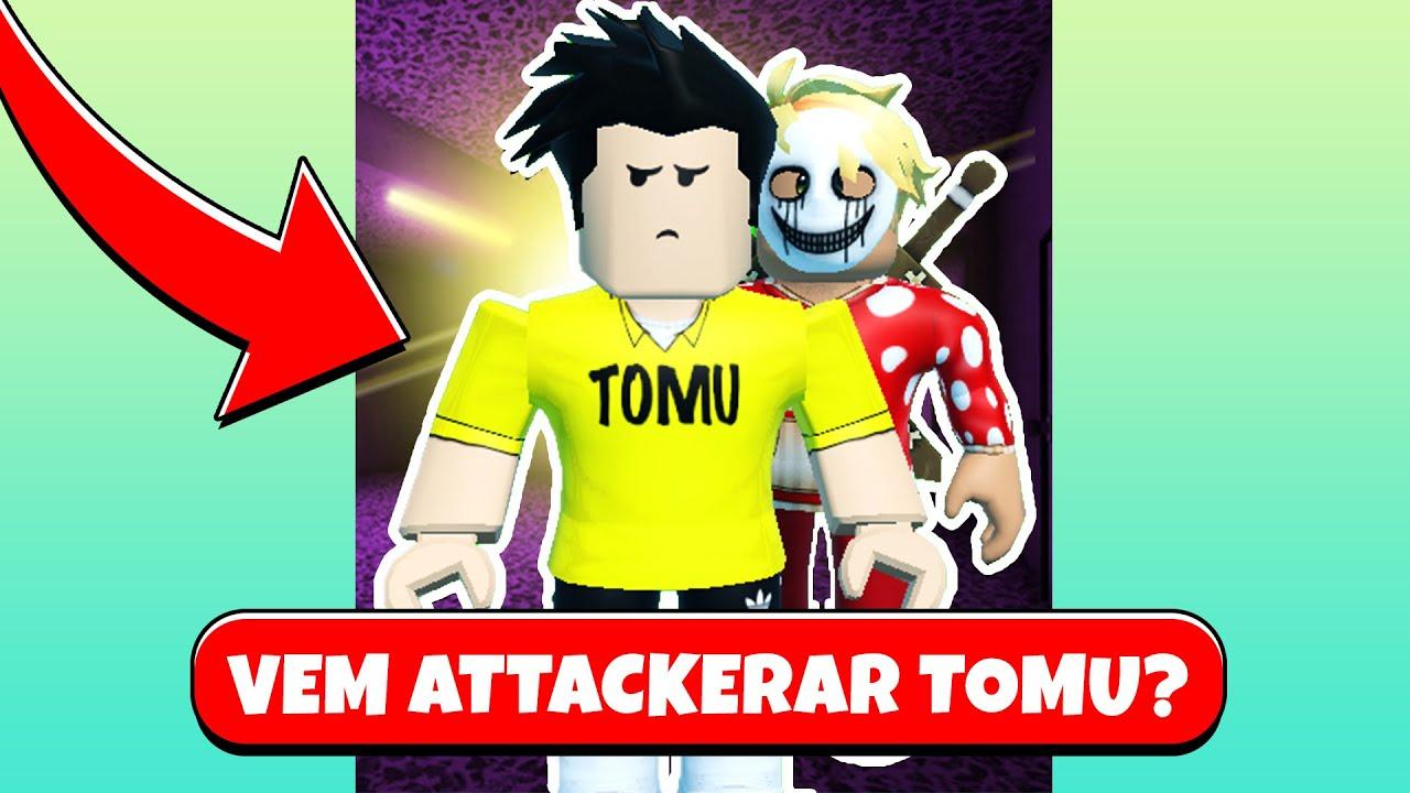 KAN DU SE VEM SOM ATTACKERADE TOMU? #Shorts