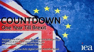 COUNTDOWN: One Year Till Brexit