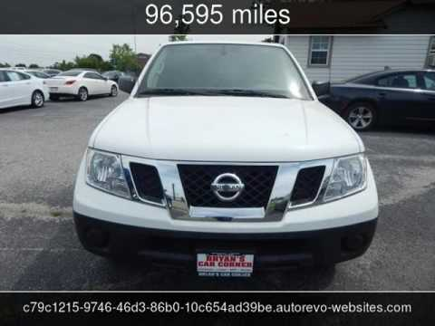2013 Nissan Frontier S Used Cars Lawton Ok 2017 05 13 Youtube