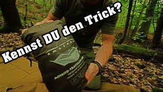 Kennst du den Trick mit der Hängematte?