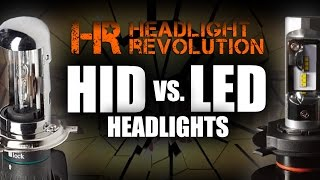HID vs. LED Headlights, Pros and Cons of Each | Headlight Revolution thumbnail