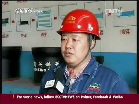 Companies in Xinjiang hope to enter overseas markets