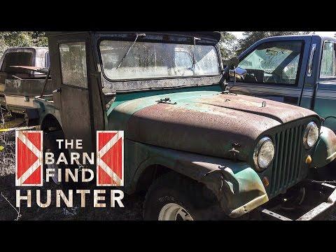 Barn Find Hunter | Episode 9 - Leftover Locations