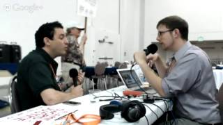 Live interview with David Silverman