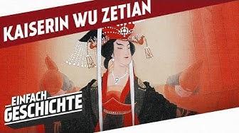 Wu Zetian - Von Konkubine zur Kaiserin l DIE GESCHICHTE CHINAS