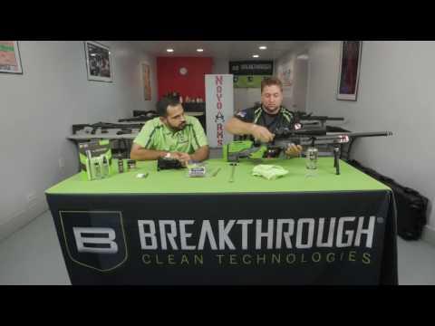 Breakthrough Clean University - Bolt Action/ Precision Rifle