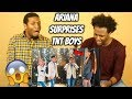 Download Ariana Grande Surprises TNT Boys f/ 'The World's Best' (THEY CRIED!!) REACTION