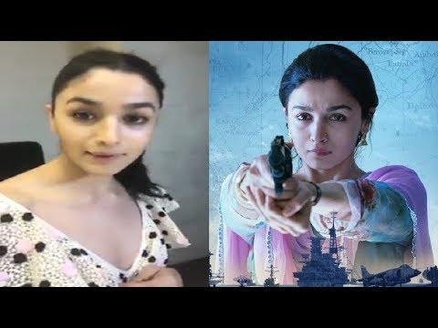 RAAZI Alia Bhatt Live Chat With Fans