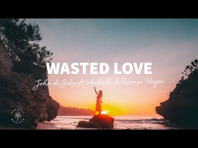 John De Sohn - Wasted Love (Lyrics) ft. Andrelli und Rasmus Hagen