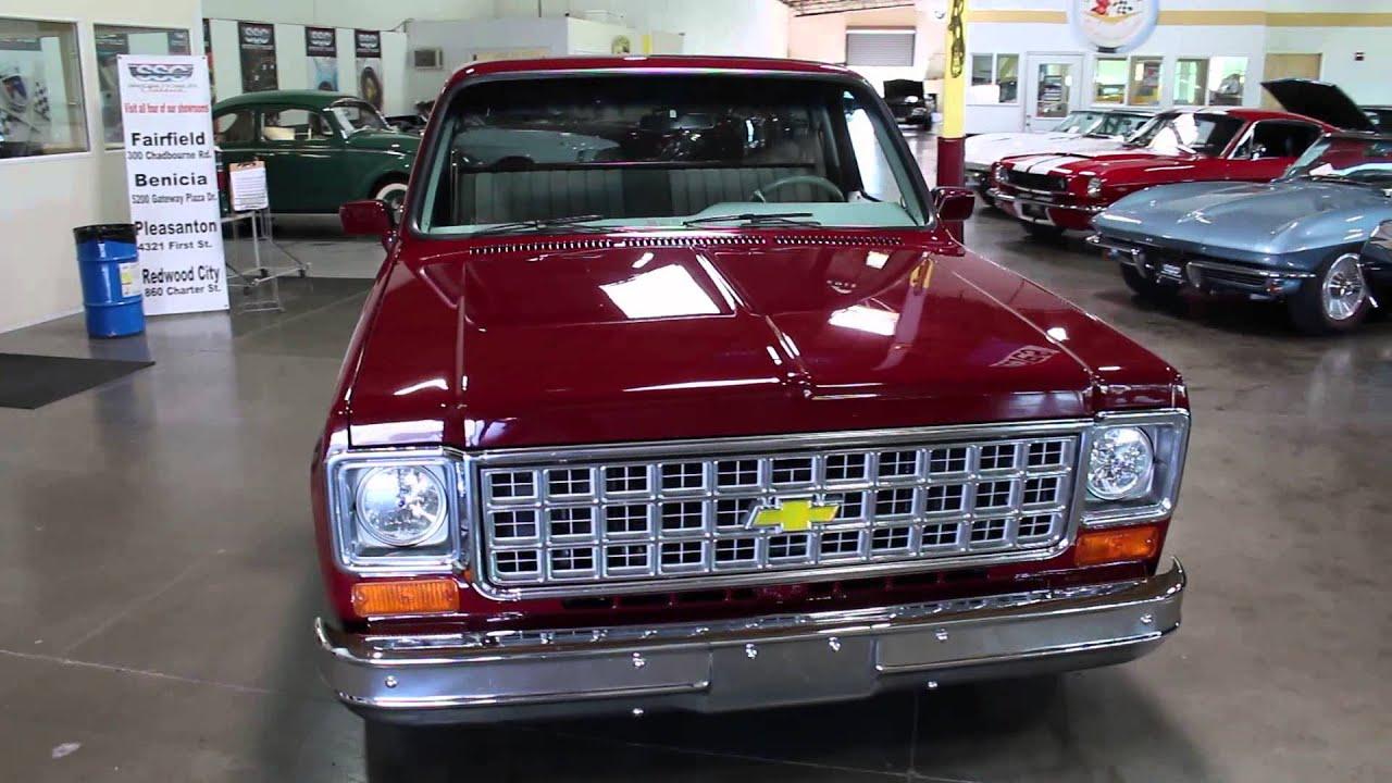 1974 chevy c10 pickup