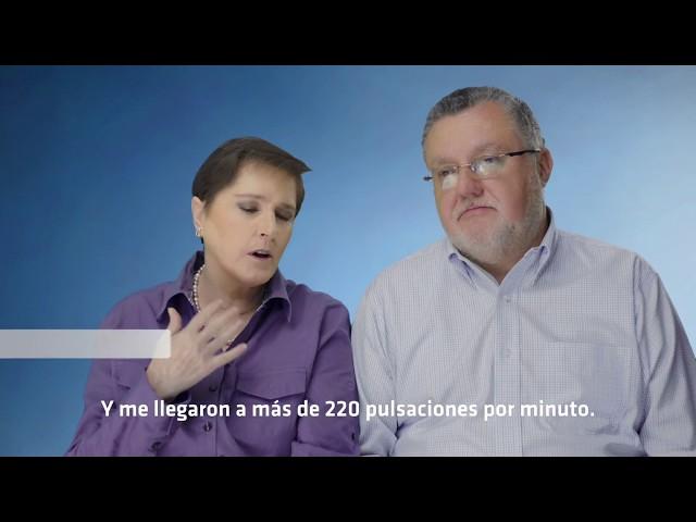 Cecilia y Francisco - Historias Humanas