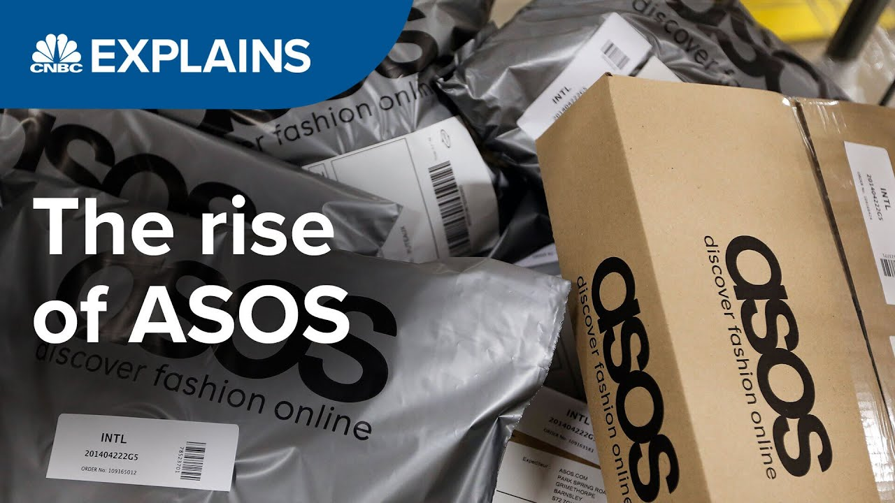 How ASOS became one of the World's largest Retailers