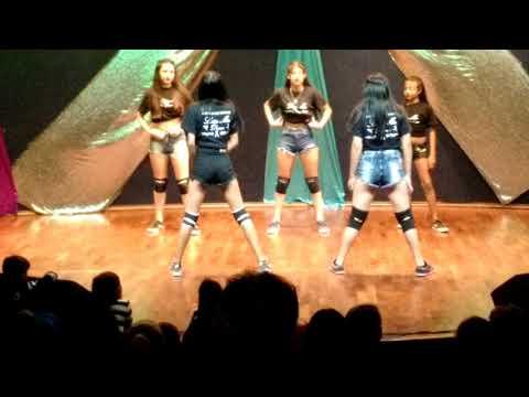 Látin Mix Dance Coreografía Reggaetón Juvenil