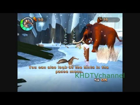 Ice Age 2 The Meltdown PC Walkthrough part 1 - Waterpark and Eviscerator
