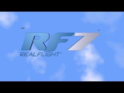 Spotlight: RealFlight 7 R/C Flight Simulator
