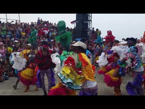 Carnaval 2016 baracoa guantanamo