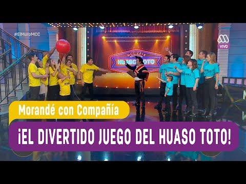 ¡El divertido juego del huaso Toto! - Morandé con Compañía 2018