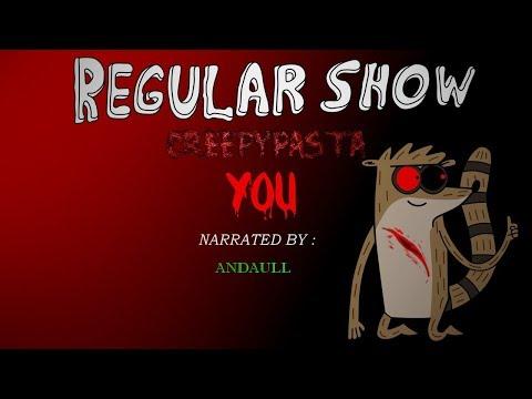 Cartoon Creepypasta - Regular Show - You