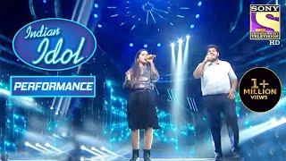 Download lagu Shanmukhapriya और Ashish ने 'Kay Sera Sera' पे दिया एक Rocking Performance! | Indian Idol Season 12