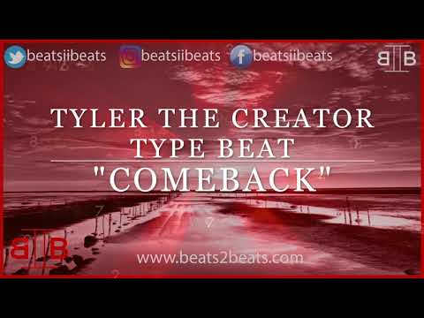 "[FREE] Tyler The Creator Inspired Beat - ""Comeback"" 2017 