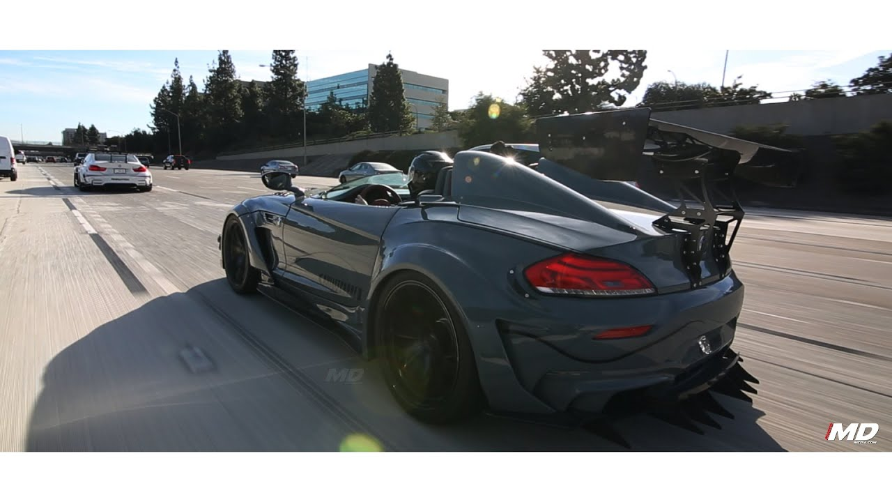 Bulletproof Varis M4 Amp Z4 Gt Continuum Winter Drive 2015