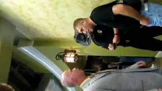 CAUGHT ON VIDEO: Police Chief and Congressman Disgracing Their Respective Offices