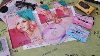 Baixar UNBOXING: Emma Bunton - My Happy Place (DELUXE EDITION + CASSETTES)