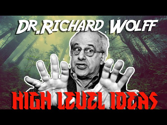 Richard Wolff explains why the future is friendly (without capitalism) | The Serfs